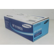 SAMSUNG Black SF-5100D3 Genuine Original Printer Toner Cartridge