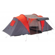 ProAction 6 Man 2 Room Tent.