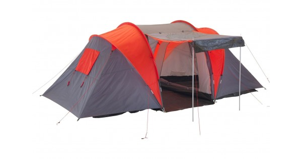 sc 1 st  Third Pole & ProAction 6 Man 2 Room Tent.
