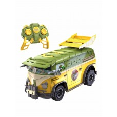 Teenage Mutant Ninja Turtles Remote control RC Party Van